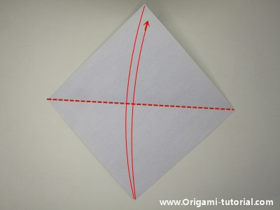easy-origami-cat-face-Step 1