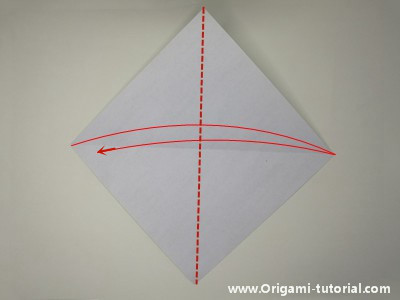 easy-origami-cat-face-Step 2
