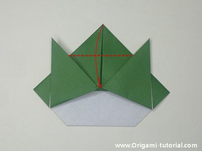 easy-origami-cat-face-Step 7