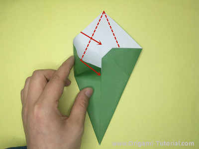 easy-origami-cat-Step 5