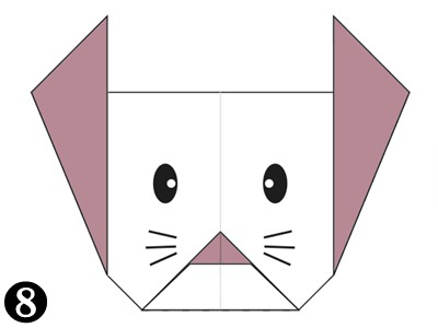 easy-origami-dog-face08