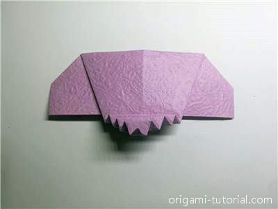 easy-origami-elephant-Step 9