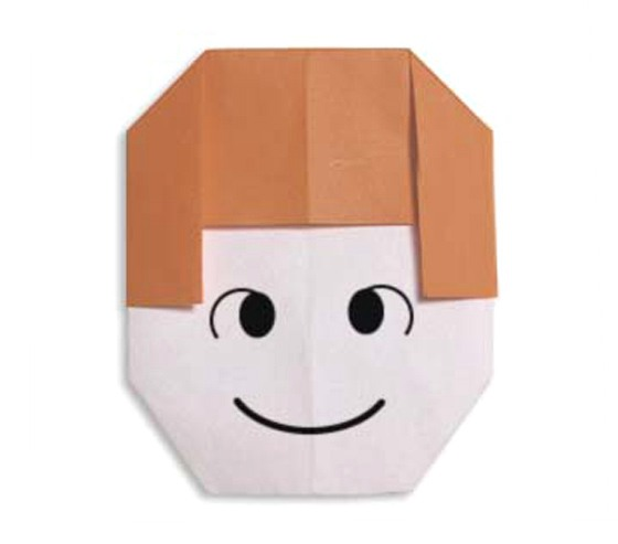 easy-origami-girl-face
