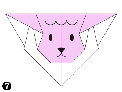 easy-origami-goat-face07