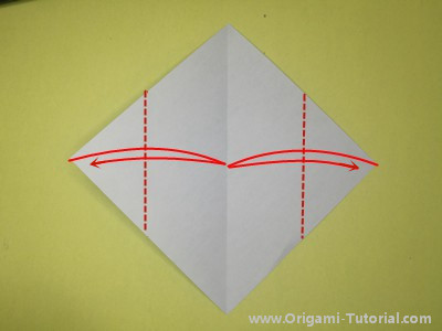 easy-origami-paper-elephant-Step 2