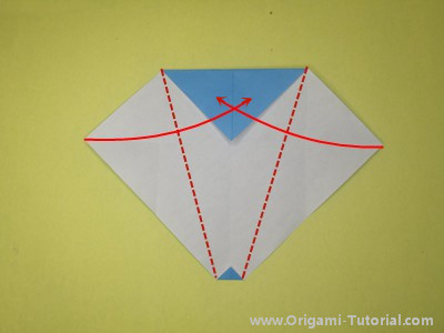 easy-origami-paper-elephant-Step 4