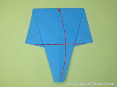 easy-origami-paper-elephant-Step 6