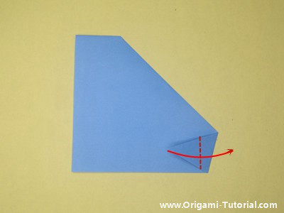 easy-origami-paper-elephant-Step 13