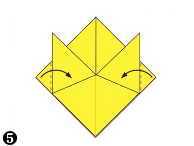 easy-origami-tiger-face05