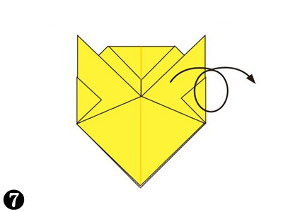 easy-origami-tiger-face07