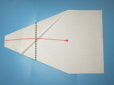 farthest-flying-paper-airplane-Step 6