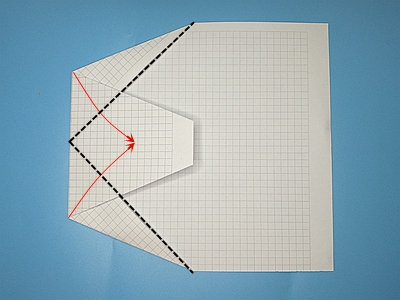 farthest-flying-paper-airplane-Step 7