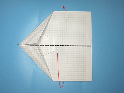 farthest-flying-paper-airplane-Step 8