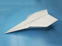 The Fastest Paper Airplane