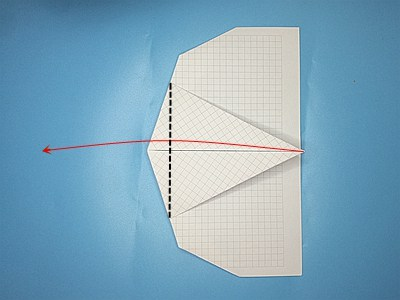 fastest-paper-airplane-Step 8