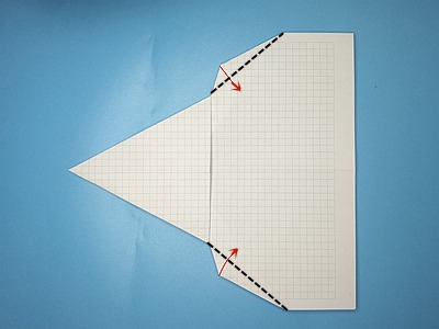 fastest-paper-airplane-Step 9