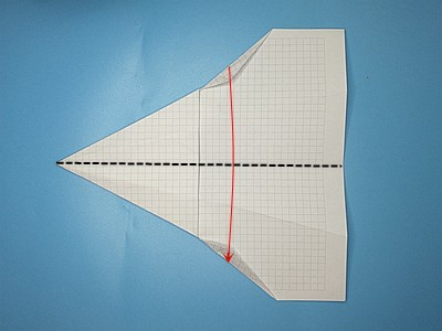 fastest-paper-airplane-Step 10