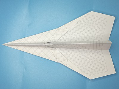 fastest-paper-airplane-Step 13