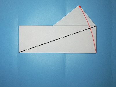 flapping-paper-airplane-Step 5