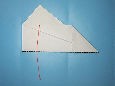 flapping-paper-airplane-Step 8
