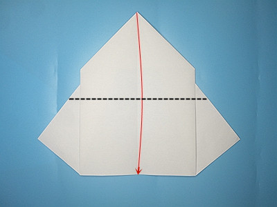 flapping-paper-airplane-Step 9