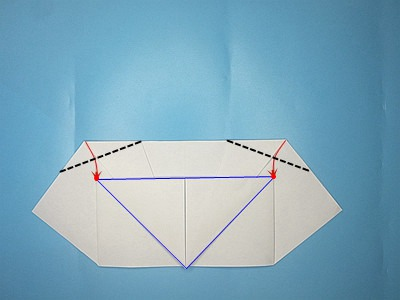 flapping-paper-airplane-Step 10