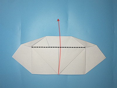 flapping-paper-airplane-Step 11