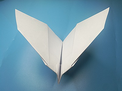 flapping-paper-airplane-Step 16