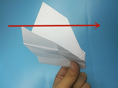 flapping-paper-airplane-Step 17-2