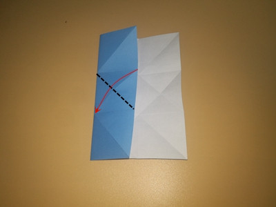 origami-4-pointed-star-Step 5