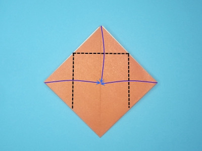 origami-box-with-flaps-Step 8