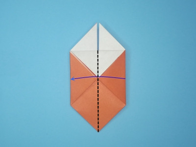 origami-box-with-flaps-Step 9