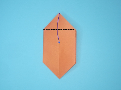 origami-box-with-flaps-Step 13