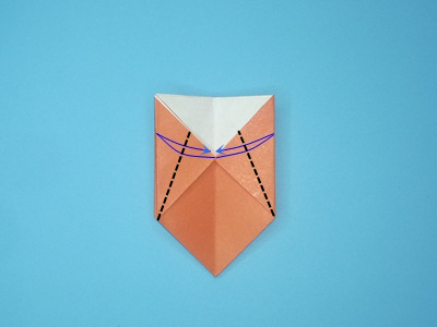 origami-box-with-flaps-Step 15