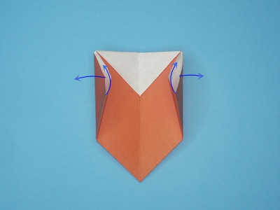origami-box-with-flaps-Step 16