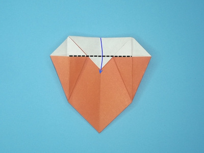 origami-box-with-flaps-Step 17