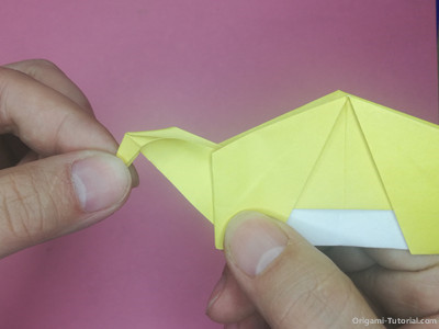origami-dragon-Step 19