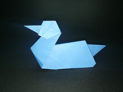 Origami Duck | Art Sphere, Inc. | 300x400