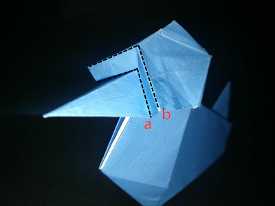 origami-duck-Step 19-2