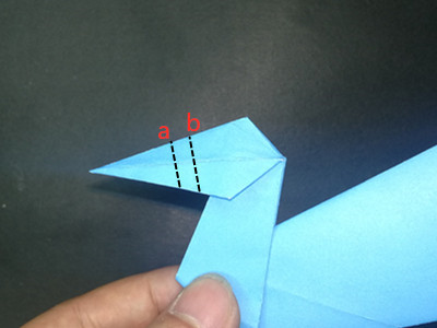 origami-duck-Step 19