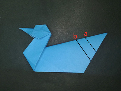 origami-duck-Step 20