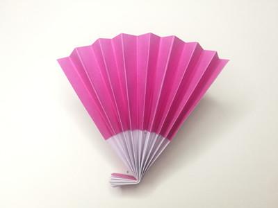 origami-fan