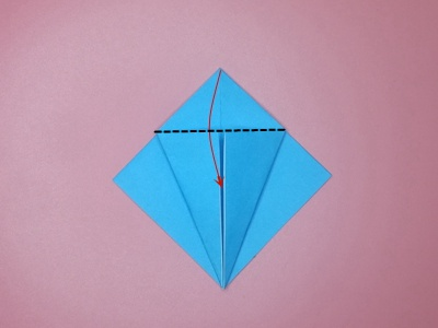 origami-flapping-bird-Step 6