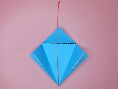 origami-flapping-bird-Step 7