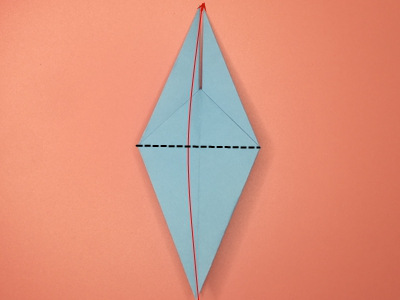 origami-flapping-bird-Step 13