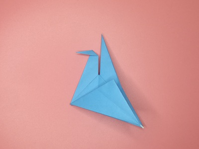 origami-flapping-bird-Step 16-2