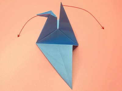 origami-flapping-bird-Step 18
