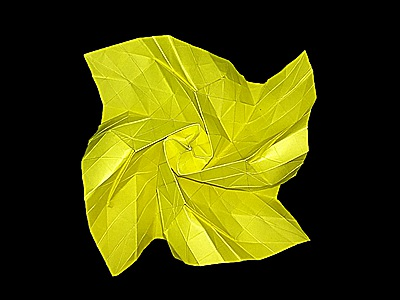 origami-flower-rose-Step 48