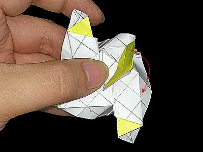 origami-flower-rose-Step 56-2