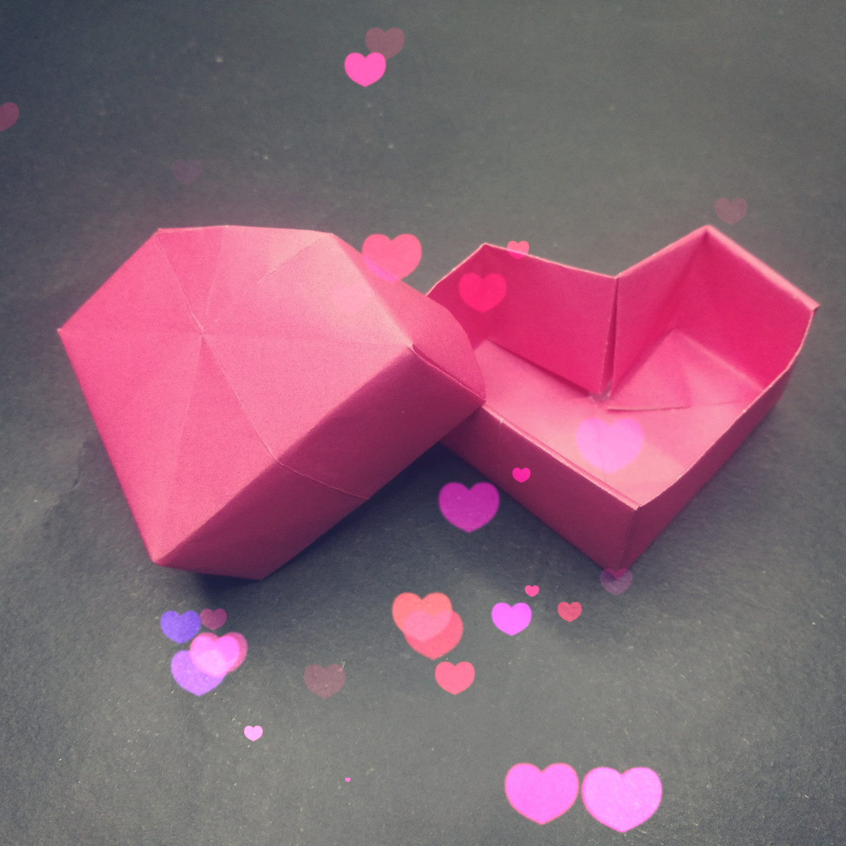 How to make a lid for an origami open cube: page 1 | 1200x1200